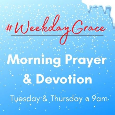 Morning Prayer Winter