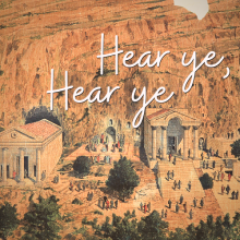 Hear Ye Hear Ye