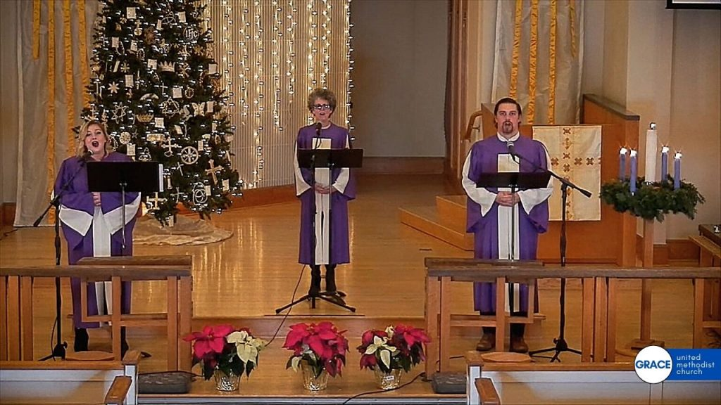 Offering and Christmas Carol Medley